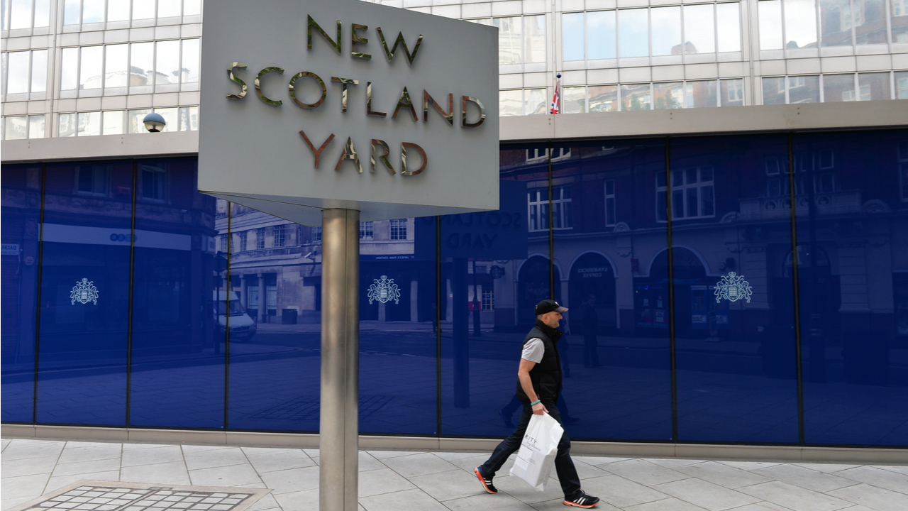 Scotland Yard Seizes Record £114 Million in Cryptocurrency