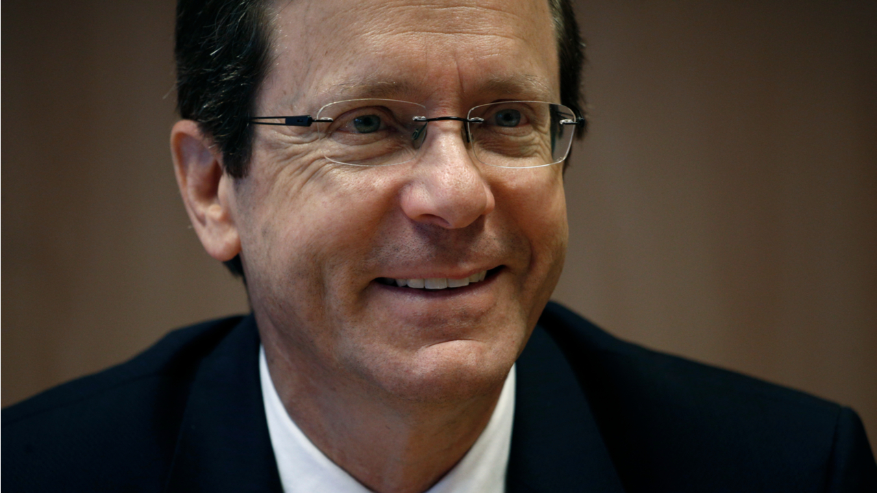 Israeli Knesset Creates Special NFT for New President Isaac Herzog