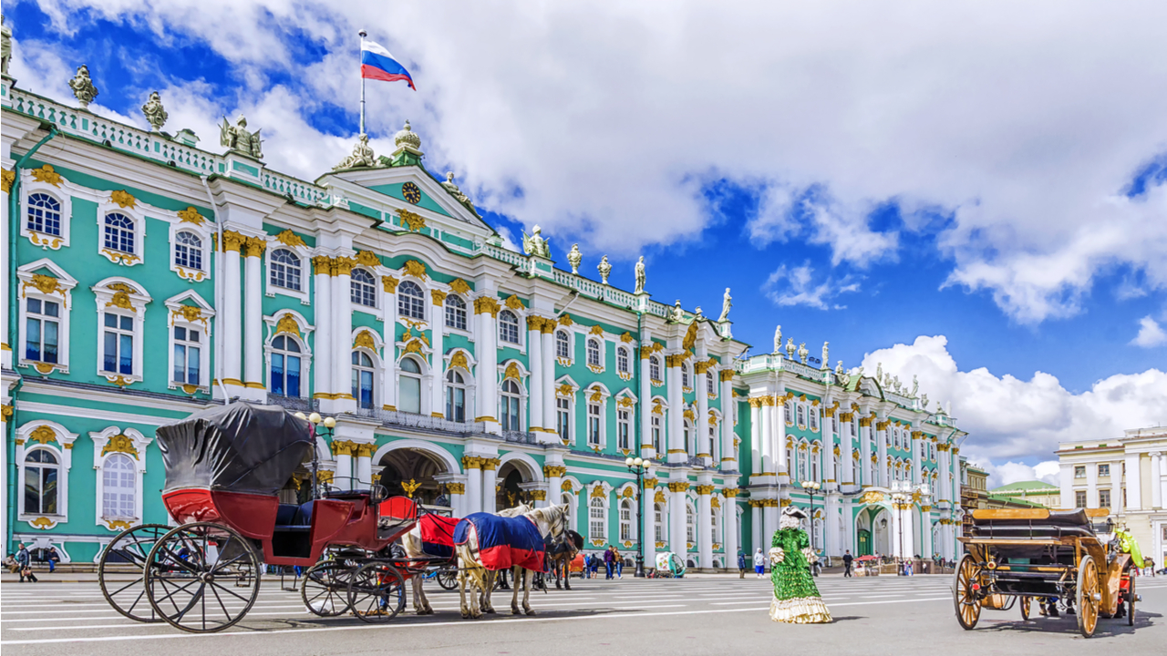 Russia's Famous Hermitage Museum Aims to Raise Funds With NFTs